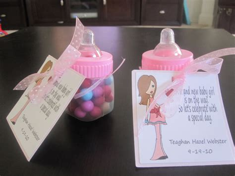 Thank You Gifts For Baby Shower Guests by Mariposa Creations Baby Shower Invites Favors And Thank