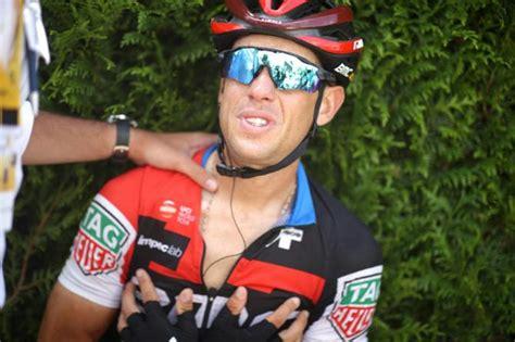 richie porte richie porte abandons tour de cyclingnews