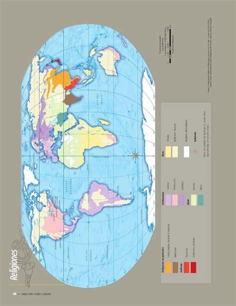 atlas de geografia del mundo 5 grado 2016 2017 sep aspectos culturales cap 237 tulo 3 lecci 243 n 2 apoyo primaria