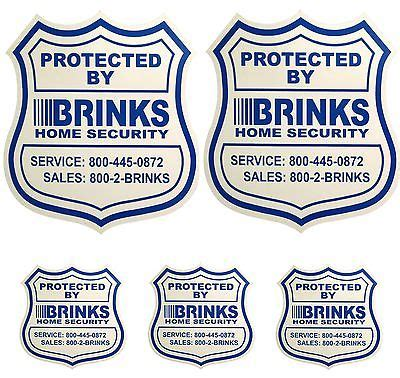 brinks home security signs for sale classifieds