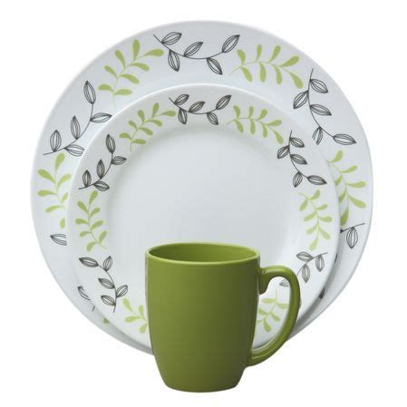 corelle leaf pattern 17 best images about dinnerware on pinterest red
