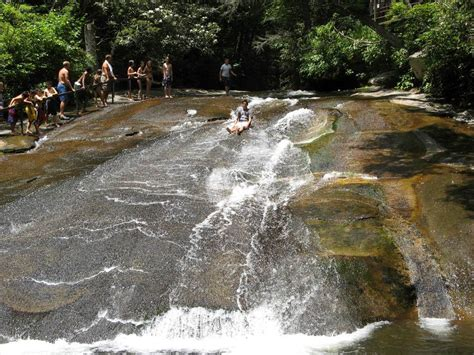 Sliding Rock Nc Cabins by Sliding Rock Transylvania County Carolina