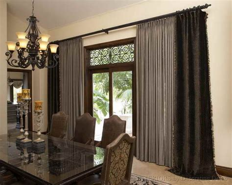 hanging long curtains how to hang curtains drapes with picture ideas