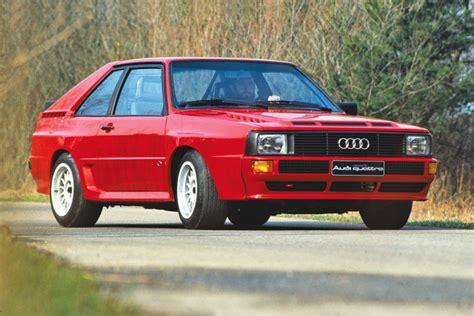 Audi Garantie Durchrostung by Audi Innovation War Einmal Bilder Autobild De