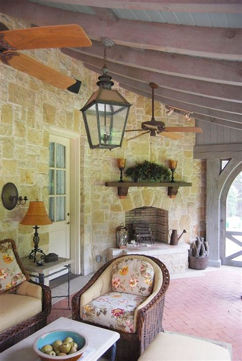 on the back porch with my french country home cedar hill french country porch living pinterest