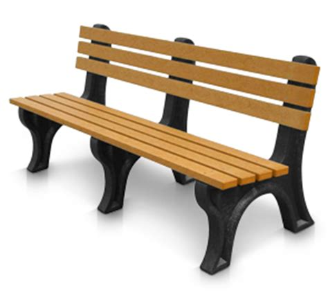 recycled benches outdoor e series recycled plastic park benches belson outdoors 174