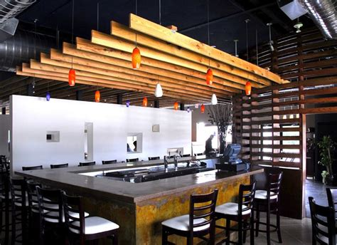 walls how to apply restaurant wall design for home modern bar interior design with wood slat walls devider