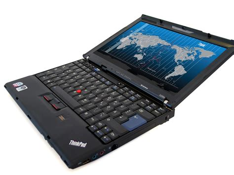Temp Wallpaper by Lenovo Thinkpad X200s Notebookcheck Net External Reviews