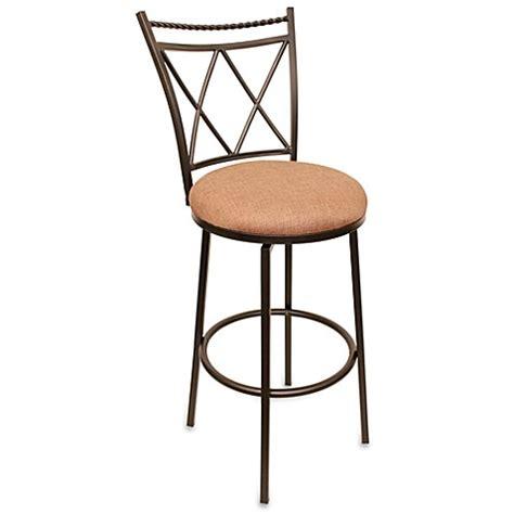 bed bath and beyond cheyenne buy cheyenne dunham 30 inch swivel bar stool from bed bath beyond