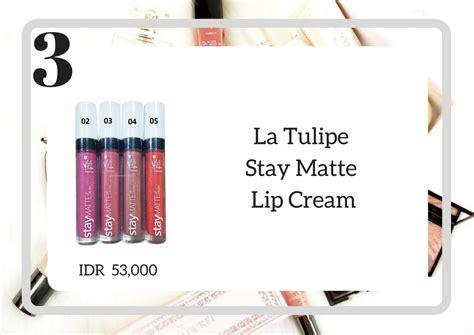 Pelembab Lokal 4 produk matte liquid lipstik lokal terbaru yang wajib dicoba popbela