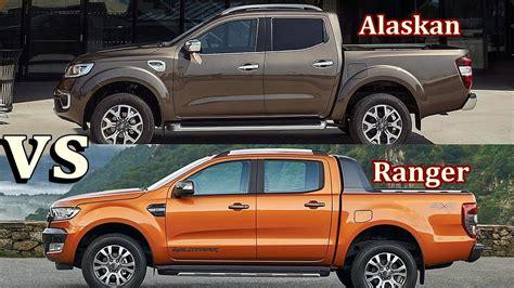 renault alaskan vs nissan navara 2017 renault alaskan vs 2017 ford ranger
