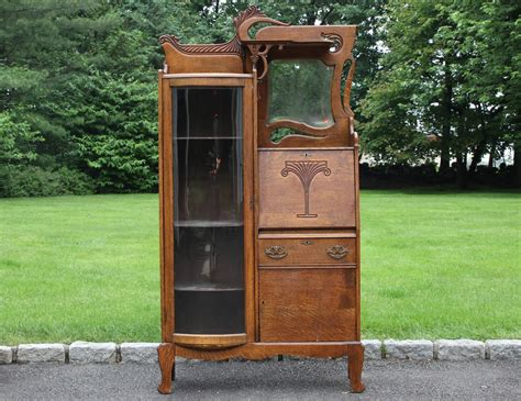 antique desk with bookcase antique drop front desk with bookcase 28 images