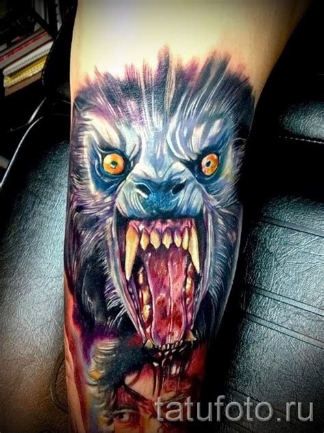 bloody wolf tattoo great wolf pictures tattooimages biz