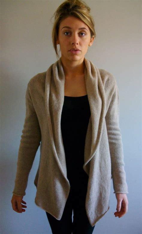 knit cardigan pattern soft wrap cardigan machine knitting pattern by