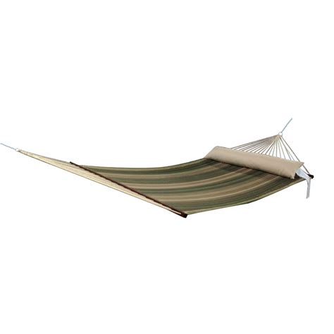 Lowes Hammocks shop allen roth 14 66 ft multicolor polyester hammock at lowes