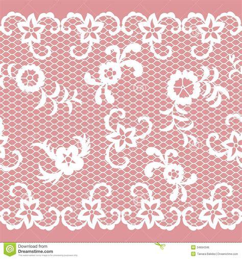 Drawingmesh M by Seamless Lace Ribbon Stock Vector Illustration Of