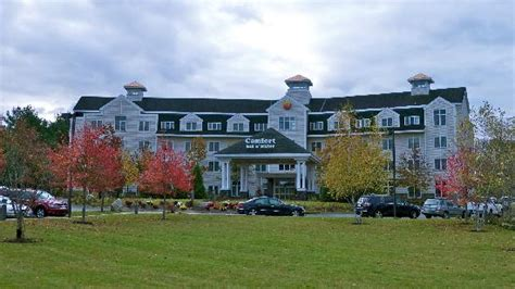 saint of comfort comfort inn of saint johnsbury vermont picture of