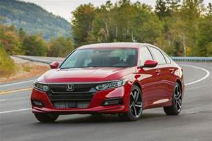 Honda Accord Coupe Mpg 2018 Honda Accord Starts At 23 570 Hits 38 Mpg Highway
