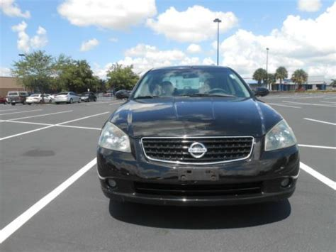 nissan altima 2005 type sell used 2005 nissan altima type s sedan 4cyl 102k mles 4