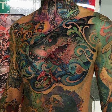 extreme tattoo sheffield 343 best shark tattoos images on pinterest shark tattoos