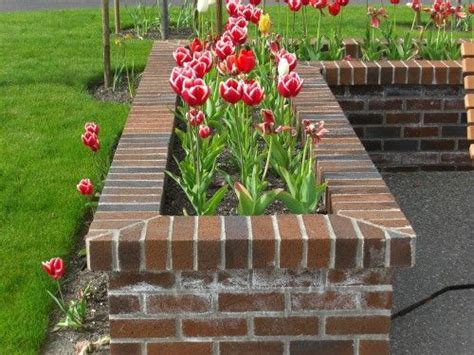 brick planter wall 500x375 jpg 500 215 375 get in my