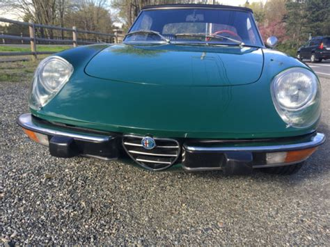 1974 Alfa Romeo Spider For Sale by 1974 Alfa Romeo Spider Fully Resored For Sale Alfa Romeo