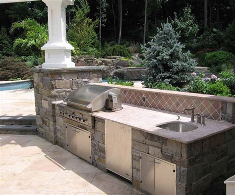 kitchen collection of awesome custom outdoor kitchens