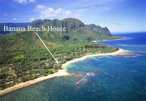 beach house kauai banana beach house hawaii kauai north shore