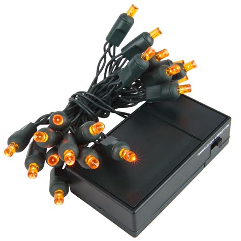 Ordinary Cordless Christmas Wreaths With Lights #7: Amber-battery-operated-led-christmas-lights-813.jpg