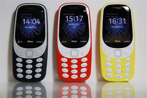 nokia mobile new model nokia relaunches iconic 3310 mobile model but it won t