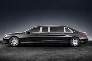 Mercedes Pullman Mercedes Maybach Pullman Guard Hiconsumption