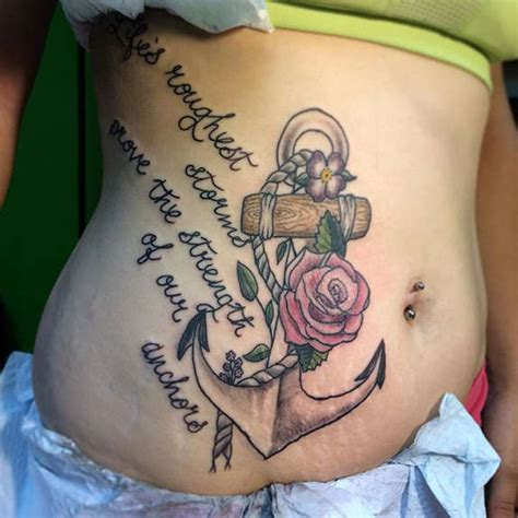 abdomen tattoos 38 best and stomach tattoos