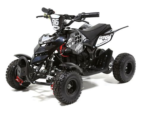funbikes 800w 36v electric mini bike atv ride on