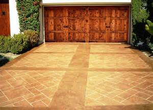 repair renew your concrete driveway or garage floors