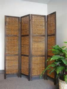 room wall dividers bangkok folding screen room divider asian screens and