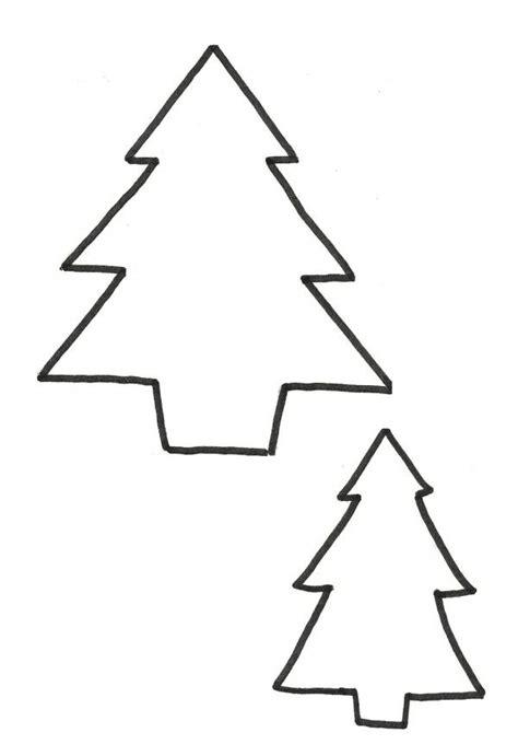 arbol navidad plantilla molde para adornos 225 rbol de navidad de pap 225 noel fieltro