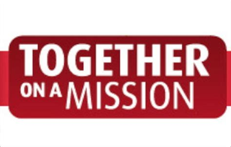 On A by File Together On A Mission Logo Jpg