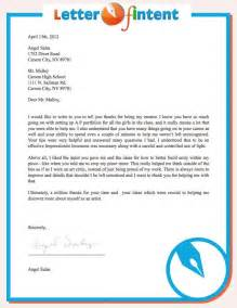 what is letter of intent archives sample letter