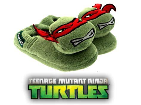 ninja turtle house shoes kids boys raphael teenage mutant ninja turtles slippers winter green size uk 7 1 ebay
