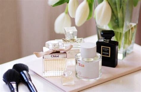 White Tea In Parfume Fragrance Bandung 35ml image 3324239 by taraa on favim