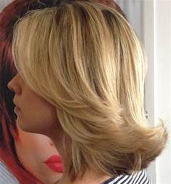 layered flip haircut layered hairstyles that flip out short hairstyle 2013