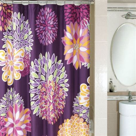 girl bathroom shower curtain fun little girls bathroom shower curtain for the home pinterest