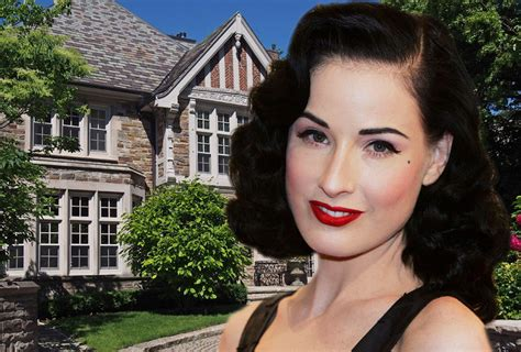 dita von teese house dita von teese buys a new home engel v 246 lkers
