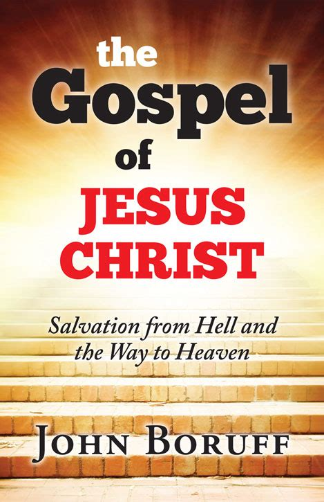 news the gospel of jesus books the gospel of jesus by boruff