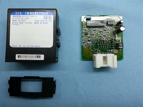 Ecu Imobilizer All New Avanza toyota lexus key immobilizer chip ecu reflash