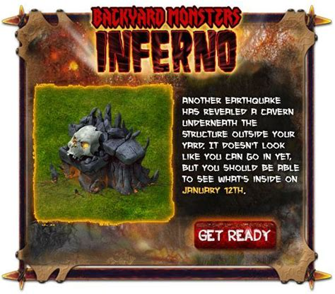 what happened to backyard monsters inferno cavern backyard monsters wiki