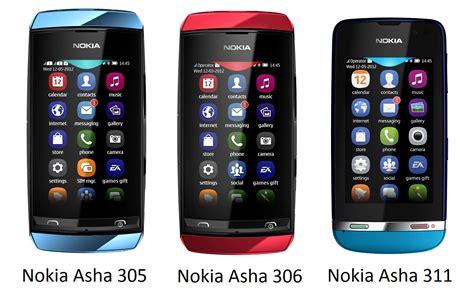 Hp Nokia Asha 306 Bekas nokia asha touch holiczone