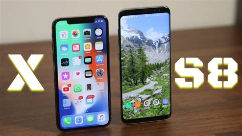 iphone   samsung galaxy  full comparison youtube