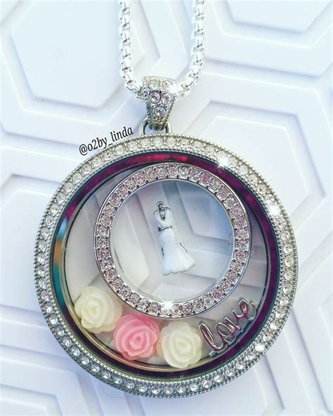 Origami Owl Wedding Locket - wedding look legacy locket origami owl