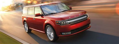 list of 2017 ford flex exterior paint color options